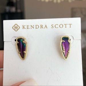 Kendra Scott NWT Skylette earrings